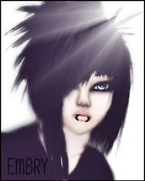 Embry Avatar Picture request by RoxanneLilithwen