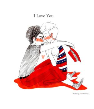 Klaine: And they're Forever by puerilis-carmen