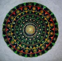 Mandala 1 by oshuna