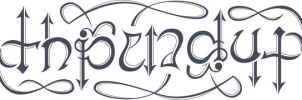 ambigram this end up by matt-torch