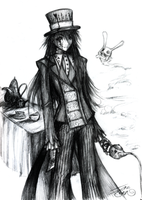 MAD HATTER by ParamoreRiOt5