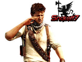 Nathan Drake - Render 9 by snakeff7
