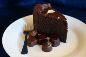 Cake and Chocolate by Sir-Didymus
