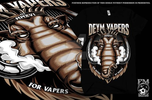 Deym Vapers7 by Pmgraphix0612