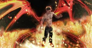 Devil dante dmc by Mo0nX