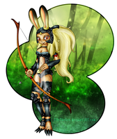 FF XII - Fran of the Viera by EllyTheGee