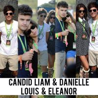 Candid Liam,Danielle,Louis,Eleanor. by Innuend