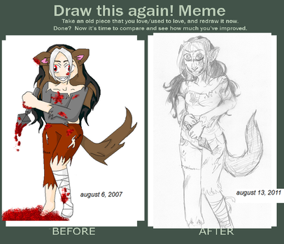 Before After Meme by super-spazz-muffin