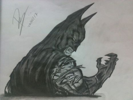 BATMAN by GH0XTisAWES0ME