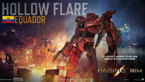 Pacific Rim Jaeger - Hollow Flare by AaronMon97