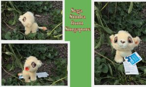 Little Sega Simba from Singapore by Laurel-Lion