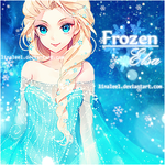 Frozen - Elsa by LinaLeeL