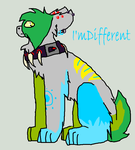 I'm Different by Wolfsie