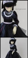 Black Narae by ball-jointed-Alice