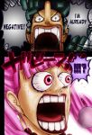 I'm Already Negative : Usopp vs Perona by Charly-Z