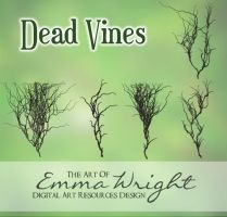 Dead Vines by zememz