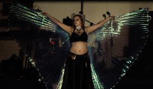 belly dance isis wings by Ankh666sunamun