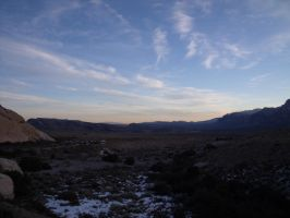 Red Rock Canyon 06 by damienkerensky