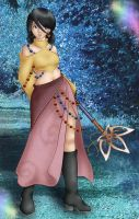 The Lady Summoner - FFX by MoonWhing