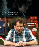 The Lord of the Rings - of rings and regrets... by yourparodies