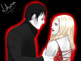 Barnabas/Angelique: What is it about you... by seashellskeeper