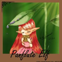 0003: Panflute Elf by jade161588