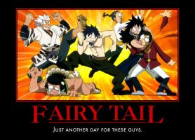 Fairy Tail Guild Fight by Onikage108