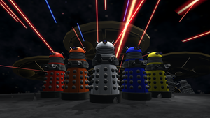 Spore: The Dalek Paradigm by Cryptdidical