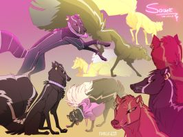 Squee Sheet by FablePaint
