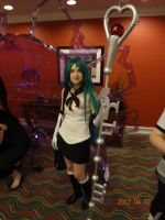 Sailor Pluto by Jacky-the-Nerd