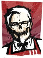 Kentucky Fried Corpse by negatron