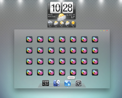 Launchpad clone for Windows 7 by ivan92ivanov