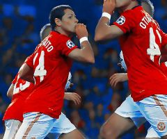 Chicharito Red 14 by Sweet-Tizdale