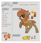 wv app: autumn terra by ivyshire