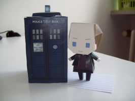 Doctor Who Paperdoll - 9 by Rabenstolz