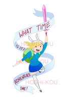 WHAT TIME IS IT? by hoshi-kou