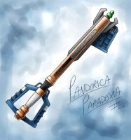 Pandorica Paradoxia, The Doctor's Keyblade by Memphiston
