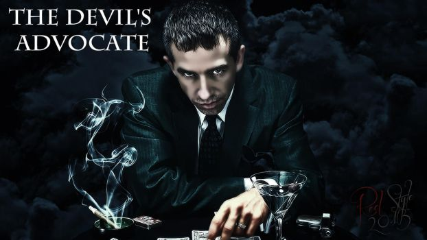 The Devil's Advocate by rocknrollaarts