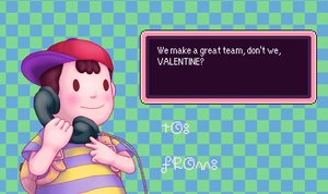 Ness Valentine by b-dangerous