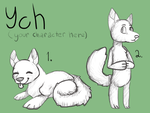 YCH Chibis AUCTION (1/2 open) by CharlotteBlanc