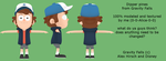 [WIP 2] Dipper Pines by 0-0-Alice-0-0