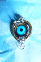 Ocean mecanical eye by Rouages-et-Creations