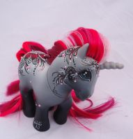 My little pony custom  henna Lena by AmbarJulieta