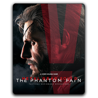 Metal Gear Solid V: The Phantom Pain v2 by darknx
