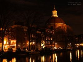 Amsterdam By Night II by blizzard2006