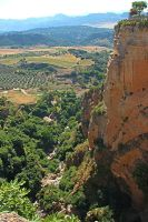 The Chasm by Ronda by AgiVega