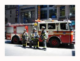Firefighters - NYC by G497