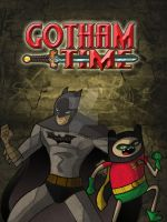 Gotham Time! by GregEales