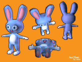 Aoi Hare : Draft 00 by ncus