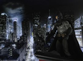 Watchful Protector by MintConditionStudios